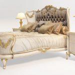 Florence art bed 3dmodel