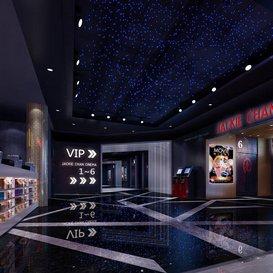 Cinema lobby Cooldesign 2018 43