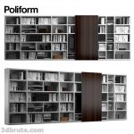 Poliform WALL SYSTEM