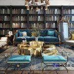 Sofa classic 3dmodel 3dsmax 4
