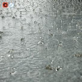 Water Splash Corona 3dmodel 3dsmax