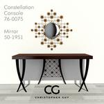 Constellation 50-1951 Constellation Console Christopher Guy Sideboard 123 3dmodel 3dbrute