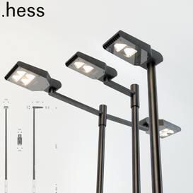 Street light 3dmodel 3dsmax