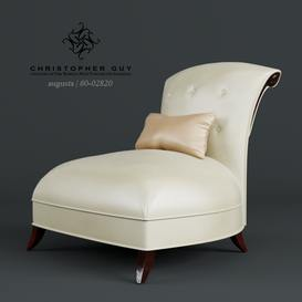 augusta model Christopher Guy Armchair 126 3dmodel 3dbrute
