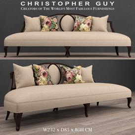 FERAUD Christopher Guy Sofa 127 3dmodel 3dbrute