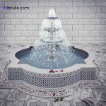 نافورة Fountain 4