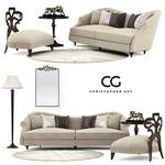 set Christopher Guy Sofa 131