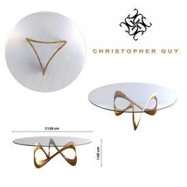 parisian table Christopher Guy Table 17 3dmodel 3dbrute