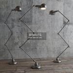 ATELIER SCISSOR TASK Floor lamp 161