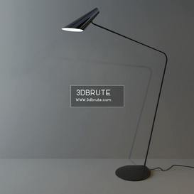710 Floor lamp 164 3dmodel  3dsmax vray