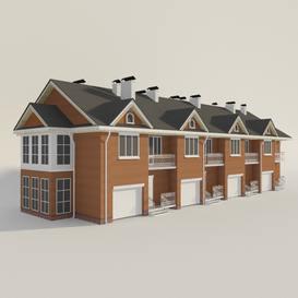 house model 3dmodel 3dsmax