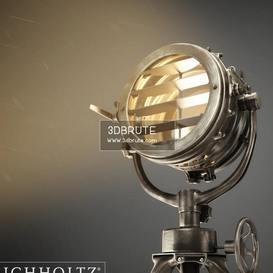 EICHHOLTZ   royal master sealight FIN Floor lamp 175 3dmodel  3dsmax vray