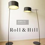 roll and hill Floor lamp 177