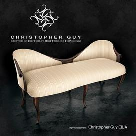 Christopher Guy Sofa 4 3dmodel 3dbrute