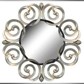 contemporary scrolls mirror Christopher Guy Mirror 51 3dmodel 3dbrute