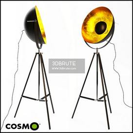 Floor lamp 187 3dmodel  3dsmax vray