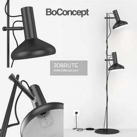 BoConcept DUO Floor lamp 188 3dmodel  3dsmax vray