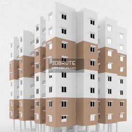 Apartment 3dmodel 3dsmax