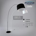 massive cade Floor lamp 152