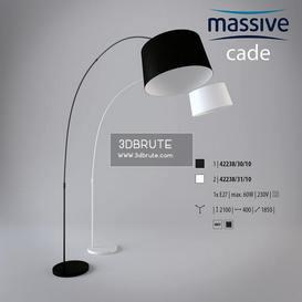 massive cade Floor lamp 152 3dmodel  3dsmax vray