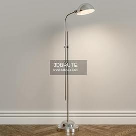 Greenwich Floor lamp 196 3dmodel  3dsmax vray