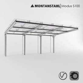 canopy 3dmodel 3dsmax