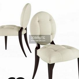 Jessica 30-0021 Christopher Guy Chair 83 3dmodel 3dbrute