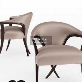 Monte-Carlo 30-0128 Christopher Guy Chair 93 3dmodel 3dbrute