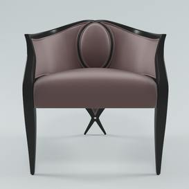 Cambre Christopher Guy Armchair 105 3dmodel 3dbrute