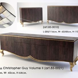 Volume II Christopher Guy Sideboard 8 3dmodel 3dbrute