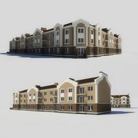house 3dmodel 3dsmax