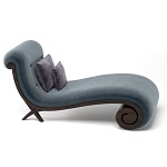 Chaise longue 60-0107 Christopher Guy other soft seating 9