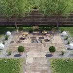 patio corona 70