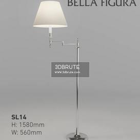 sl14 Floor lamp 155 3dmodel  3dsmax vray