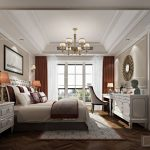 Sell Classic Bedroom collection 3dmodel