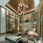 Sell Asia Livingroom collection 3dmodel