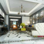 Sell Classic livingroom collection 3dmodel