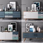 Sell Tv Stand and sideboard collection 3dmodel