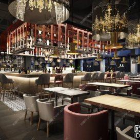 Sell Bar club 2018 3dbrute 3dsmax
