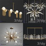 Sell Ceiling light vol1 set 2018