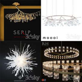 Sell Ceiling light vol2 set 2018