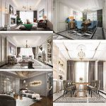 Sell Living room classic 2019 set 3dbrute