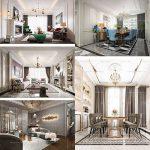 Sell Living room classic 2019 set 3dbrute