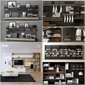 Sell Wardrobe & Display cabinets vol1 2018