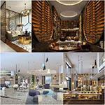 Sell Livingroom of the hotel od (Meeting room) set 3dsmax 3dbrute