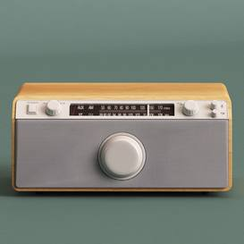 Radio 3dmodel download free 3dsmax  14