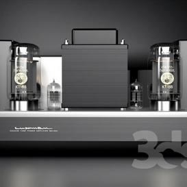 ampli lampe 3dmodel download free 3dsmax  18