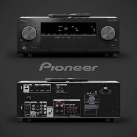 ampli  Pionner 3dmodel download free 3dsmax  22