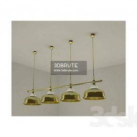 Billiard lamp download 3dmodel free 3dbrute 16
