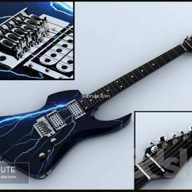 Electric guitar 19